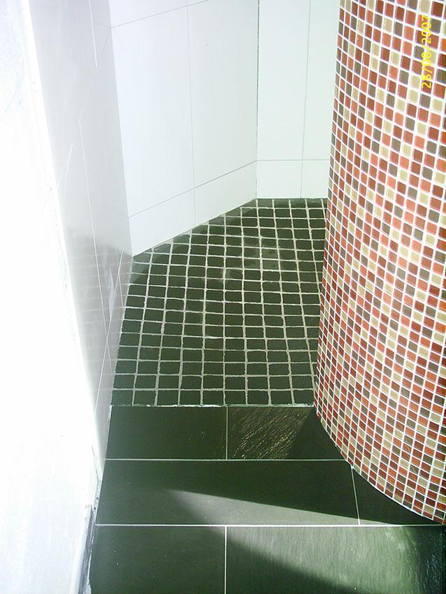 Galerie-Fliesen-Bischoff - Mosaik in Kombination